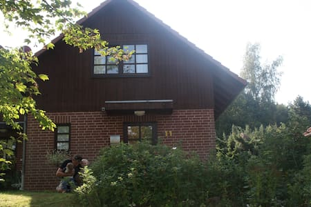 Kinderfreundliches Haus an der See