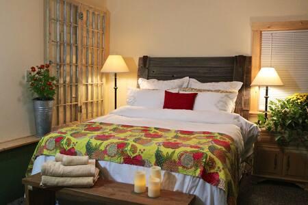 Sonnenblume Vacation Rental - Helt våningsplan