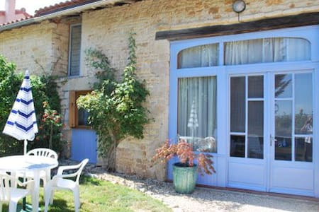 Maison Les Rosiers - Lorigné - Talo