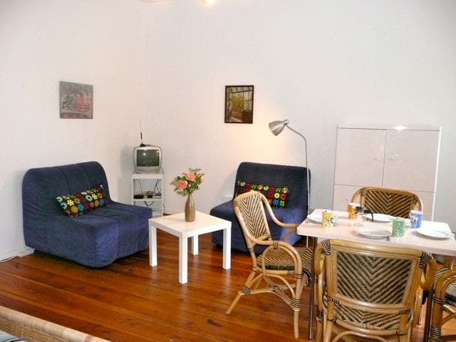 Big 1-room-apartment!