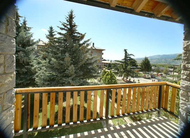 ALP - LA MASELLA / MOLINA - CERDANYA - VIEWS - Alp - Apartment