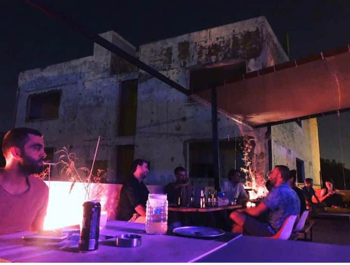 The Colony Rooftop