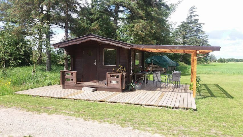Lovely cabin near fiord and forest - Vemb - Kabin