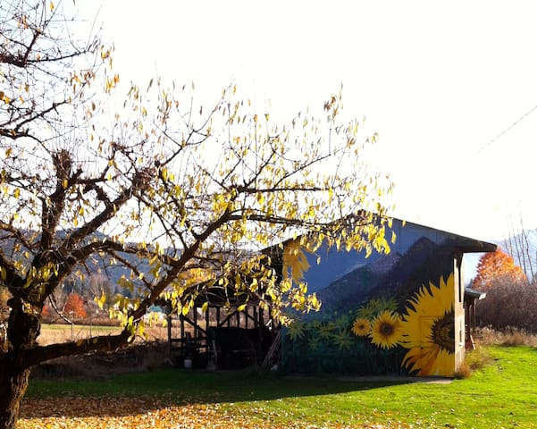 Sonnenblume Vacation Rental - Leavenworth - Apartamento