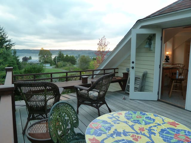 Rabbit Hill on Whidbey - The Nest - Clinton - Apartemen