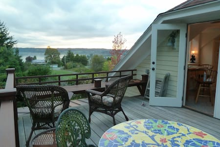 Rabbit Hill on Whidbey - The Nest - Clinton - Apartmen