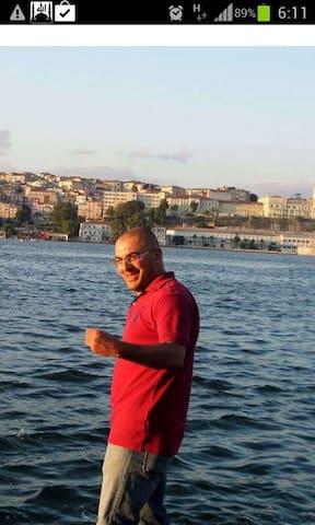 Slam - Aksaray - Apartamento