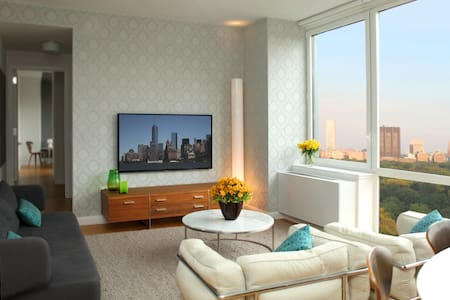 Lux 2Bed/2.5Bath Central Park Views
