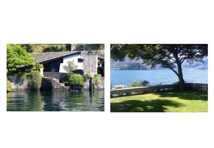 """""""MiA casa"""" - architects dream on Lake Como"""