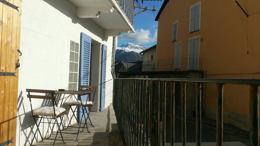 LOCATION À SEYNE LES ALPES - Seyne - Apartment