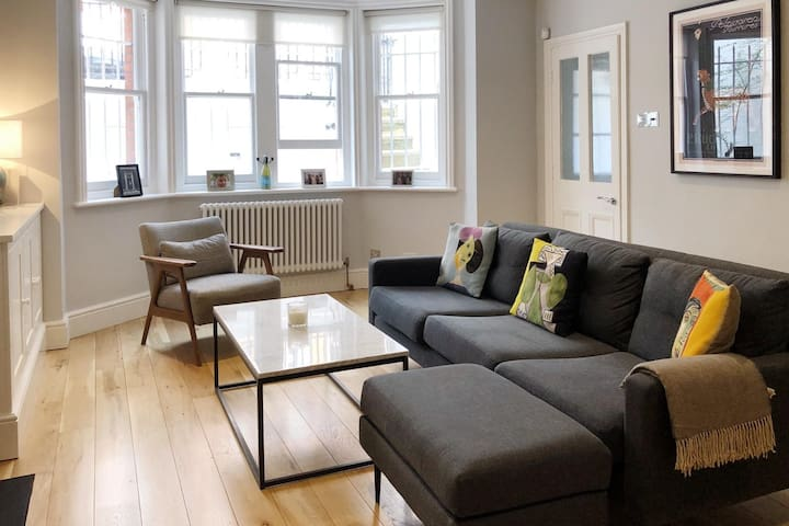 Spacious Chelsea apartment for your perfect visit
