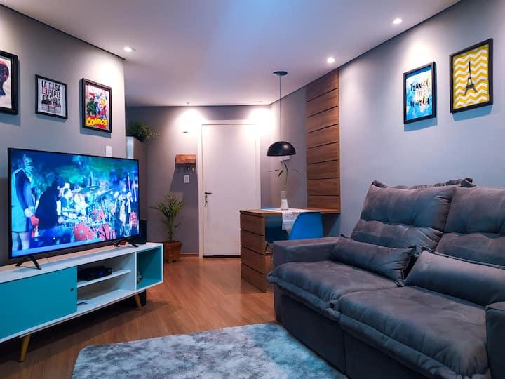 Apartamento 16 - Aconchegante em Piracicaba