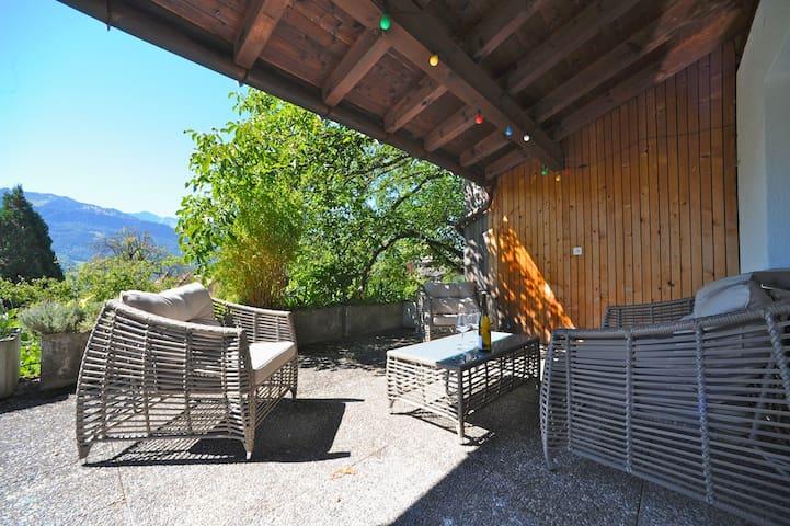 Ferien auf dem Weingut - Jenins - Guesthouse
