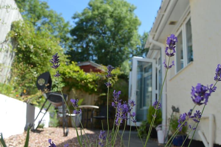 Luxury SC studio 5* Dartmoor/Beach Nearby AONB