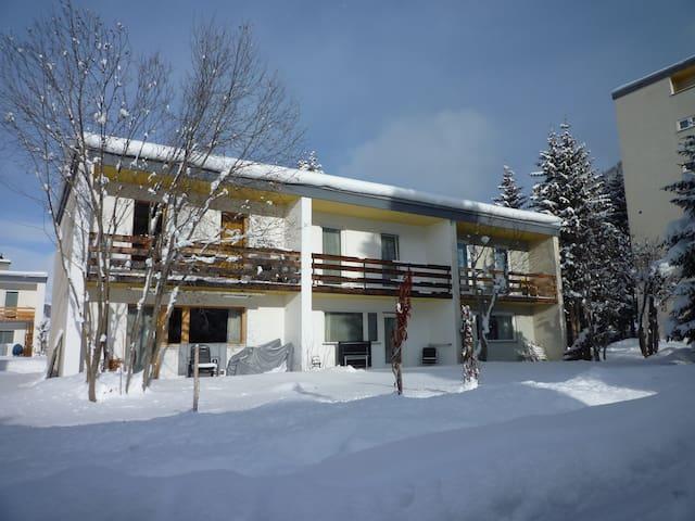 Ruhe-Oase in Davos-Dorf - Davos - Haus
