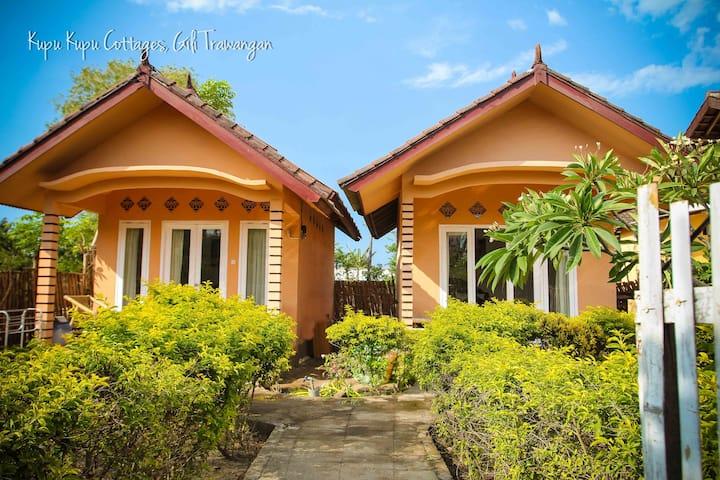 Kupu Kupu Cottage #1 Gili Trawangan