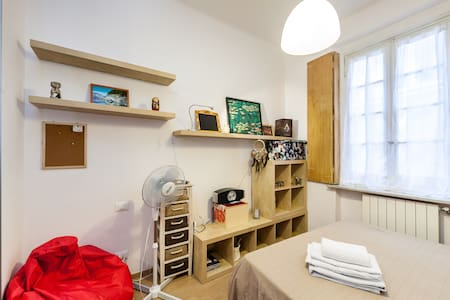Cozy apartment in historical center - Genua - Wohnung