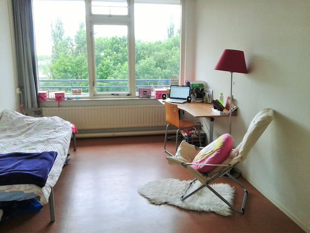 Clean and cosy room near Wageningen campus - Wageningen - Apartamento