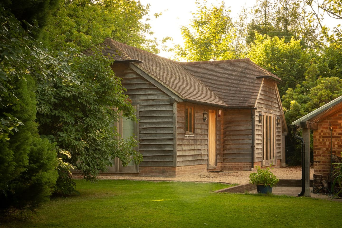 Stunning Self-Contained Studio Barn, Buxted