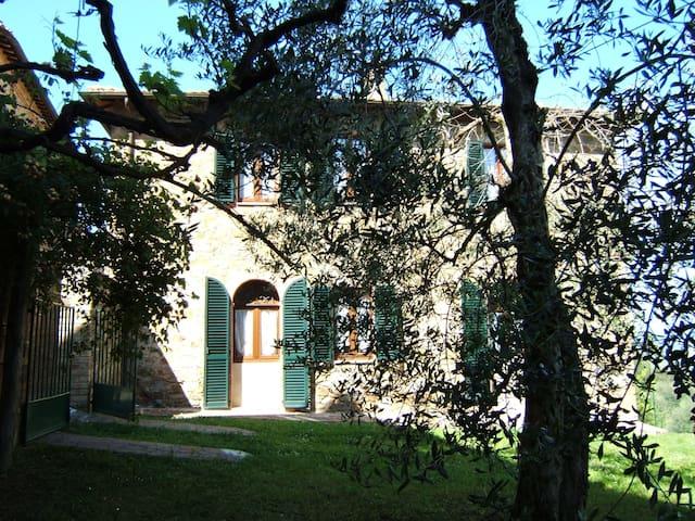 Appartamento Bella Vista Alto - Montalcino - Villa