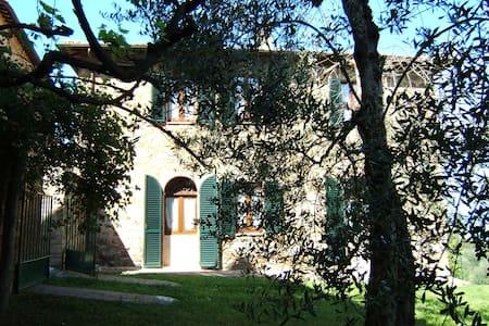Appartamento Bella Vista Alto - Montalcino - Huvila