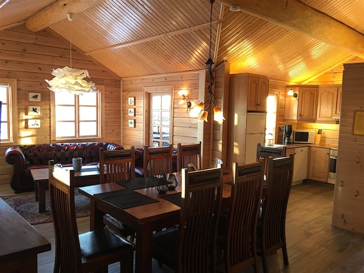Vacation home Fagravik - 4 bedrooms