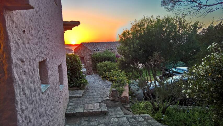 Trilocale Vista Mare - Baja Sardinia