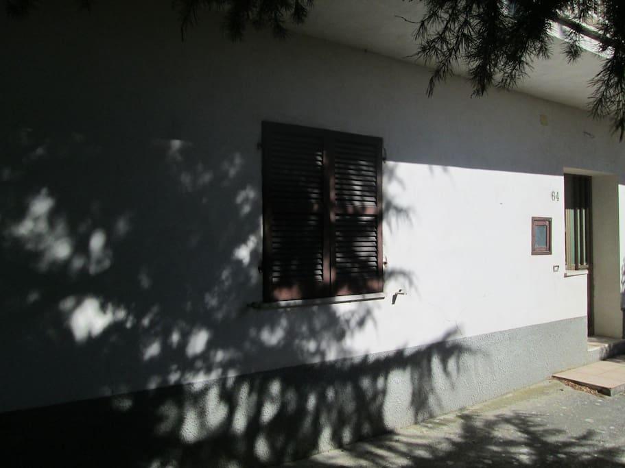 Zona Antistante ingresso  appartamento