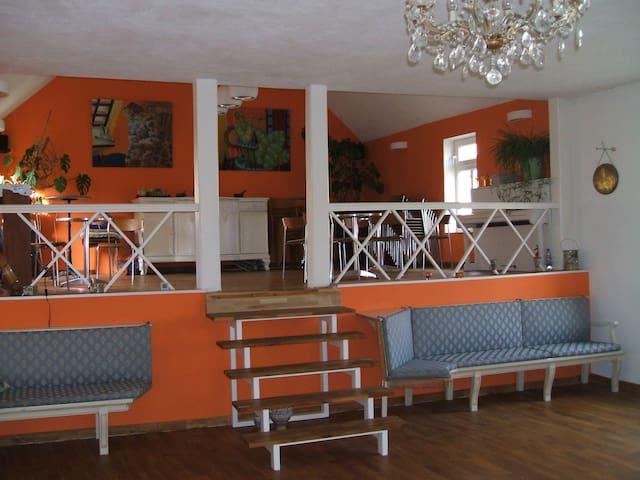 seminar house 1788, yoga & ballroom - Bechtolsheim - Lain-lain