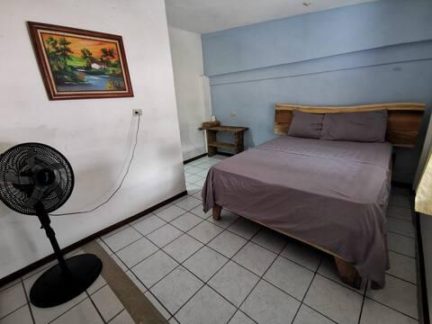 Private room, Private bathroom at Tico style