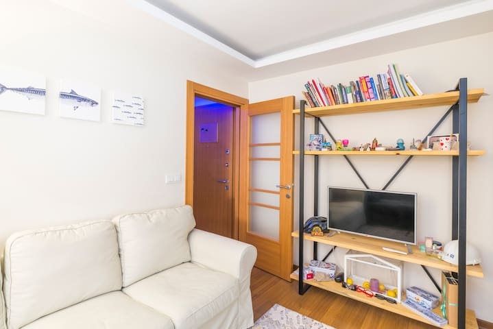 Comfortable, clean and perfect location - İstanbul, TR - Apartment