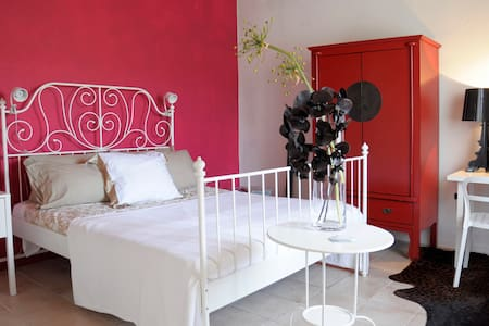 B&B Roses & Berries: romantic,green - Trieste - Oda + Kahvaltı