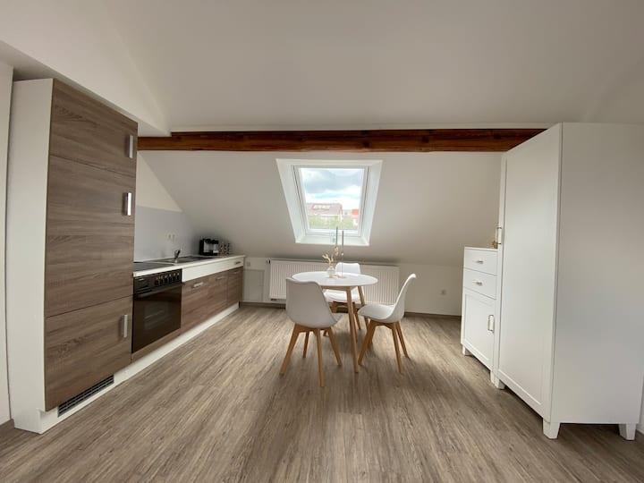 Gemütliches Appartement im Raum Fulda, eigenes Bad