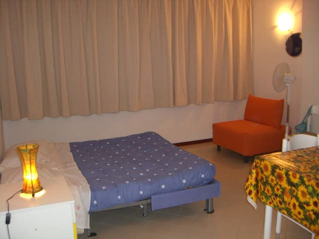 Cozy furnished studio - Palau - Appartement