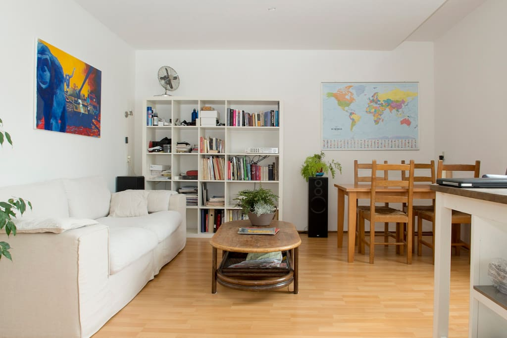 Comfortable and spacious centre appartamenti in affitto for Appartamenti in centro amsterdam