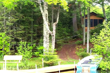 Four-Season Getaway in the Heart of the Northwoods