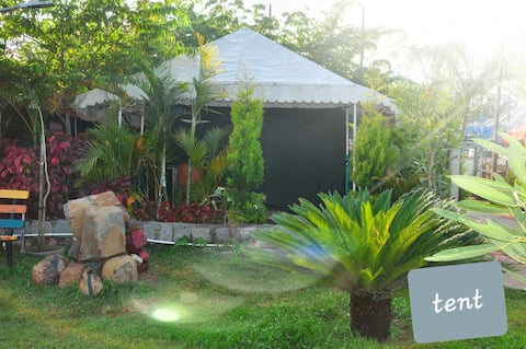Coorg Adventures tent stay &spa