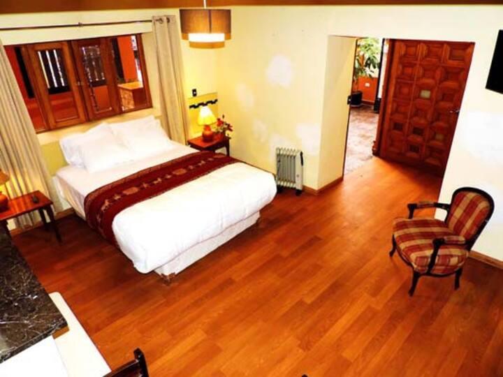 Habitacion Matrimonial en Cusco para 2  personas