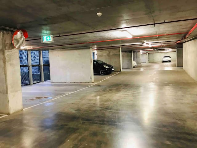 CBD Car Park near Southern Cross Station