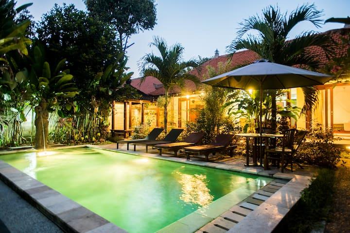 Brand new villa Krishna: soul, harmony and vibe