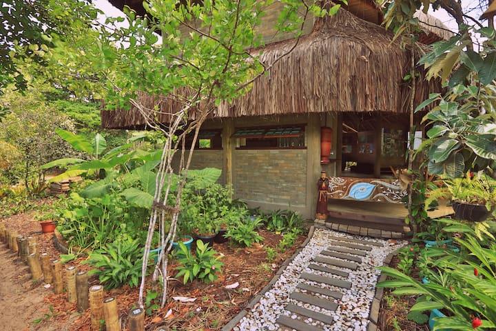 Casa Olho Dágua (Suíte) Piracanga Ecovila