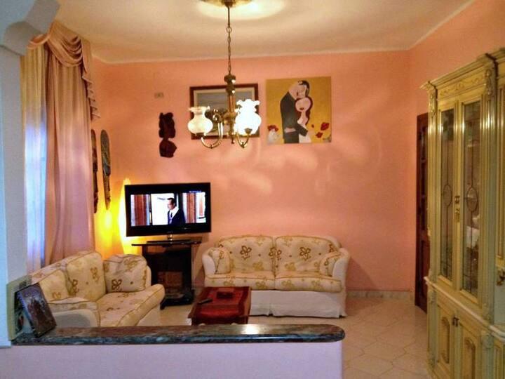 Casa spaziosa vicino Porto Pino e Calasetta