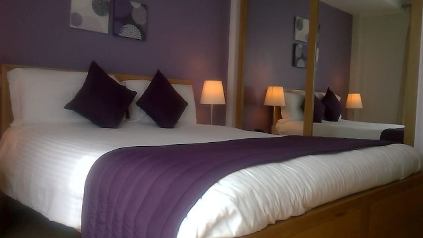 Ideal Holiday Accommodation in central St Helier