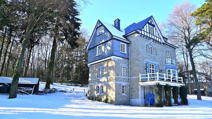 Stunning  Cottage Villa Le Soyeureux - Spa