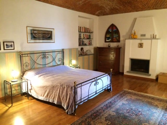 Al Vecchio Asilo - Azeglio - Bed & Breakfast