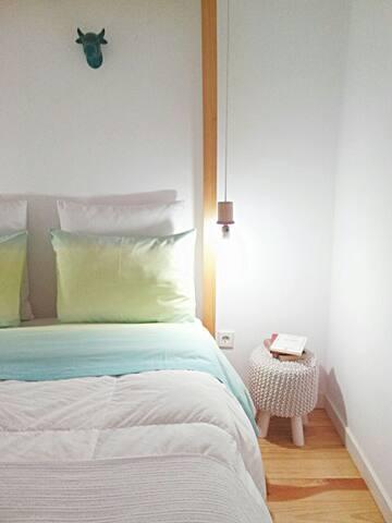 Poveiros duplex apartment