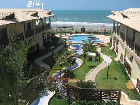 Stunning Ocean Views, Beach Front, Family-Oriented