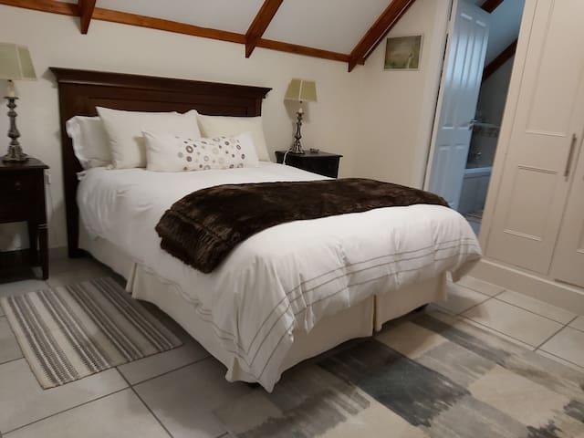 Room 2, top floor, double bed