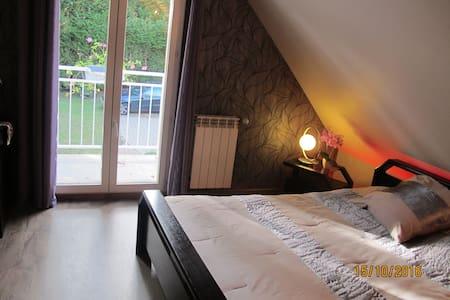 Jolie Chambre dans une agréable maison - Saint-Augustin - House