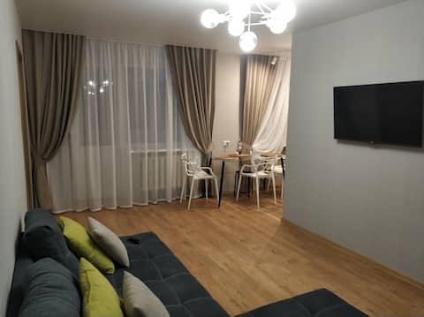 Skandi apartments on Pervomaiskaya